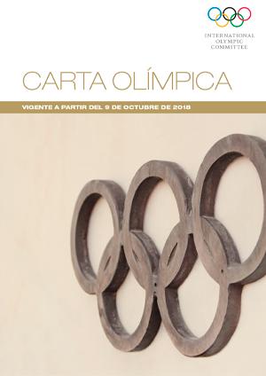 La Carta Olímpica es la codificación de los principios fundamentales del Olimpismo, de las Normas y de los textos de aplicación adoptados por el COI