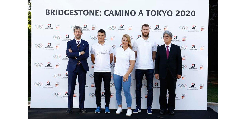Bridgestone se prepara para los Juegos Olímpicos Tokyo 2020