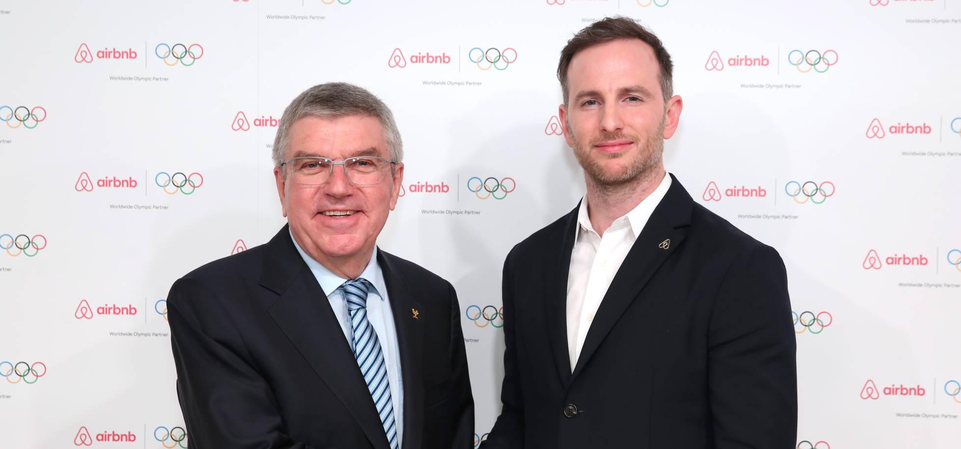 Airbnb será el casero de los Juegos Olímpicos hasta 2028